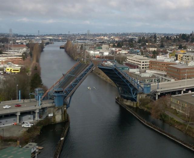 Freemont Draw Bridge